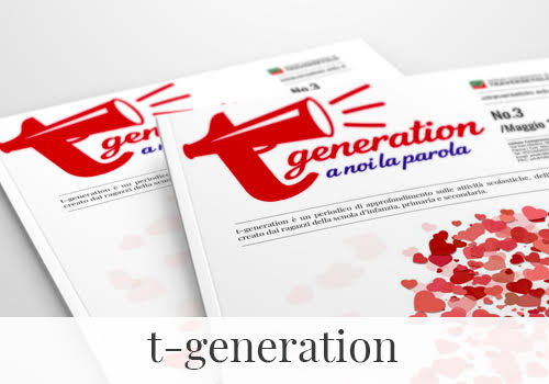 ICT Canali Web T-GENERATION